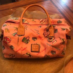 Dooney & Bourke Large Travel/overnight Bag